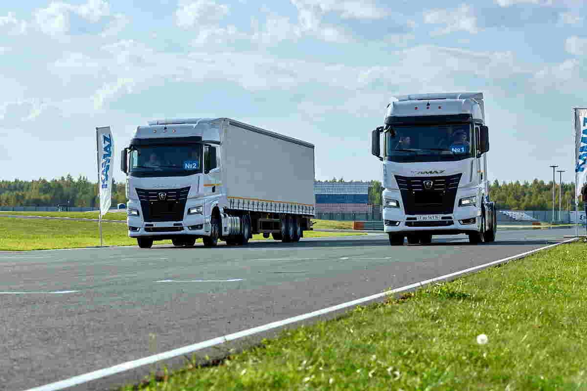 Перевозка грузов Самара