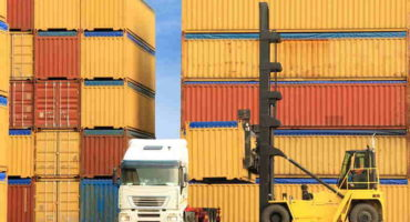Доставка грузов контейнером